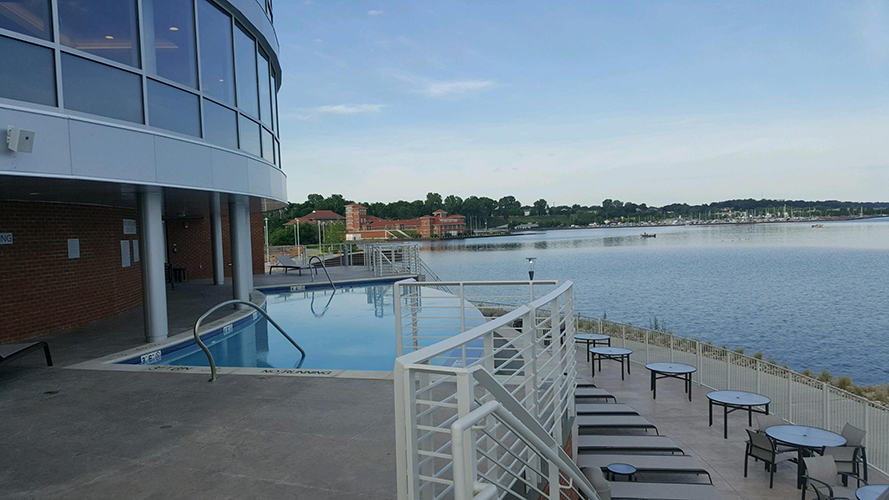 Courtyard Waterfront Hotel by Marriott BP #1 and #3 | Mascaro