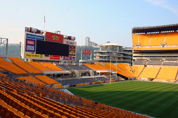 Heinz Field Expansions And Renovations Mascaro